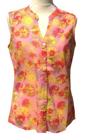 blouse femme en coton biologique