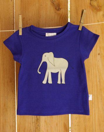 t-shirt enfant coton biologique GOTS