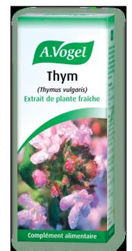 Thym stimulant immunitaire et protecteur hivernal