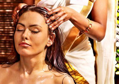 Le massage de la tête, un plaisir incomparable