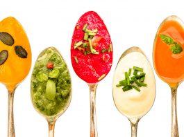 recettes de soupes et potages du monde