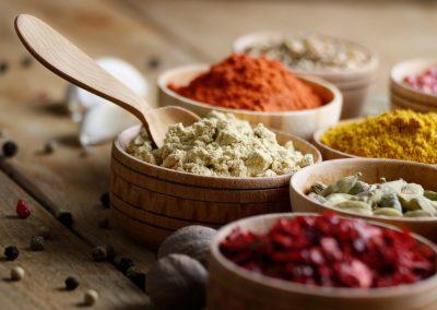 Des recettes de cuisine indienne pour les végétariens