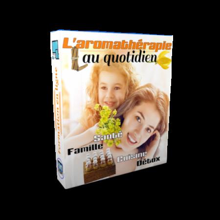 aromathérapie au quotidien : comment soigner rhume, asthme, bronchite, grippe avec les huiles essentielles ?