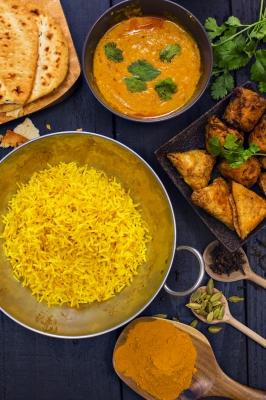 recette de cuisine indienne traditionnelle