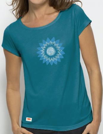 t-shirt en modal de bois de hêtre