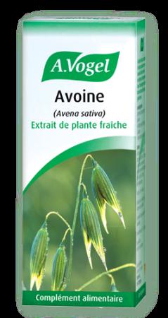 extrait de plante fraîche d'avoine bio