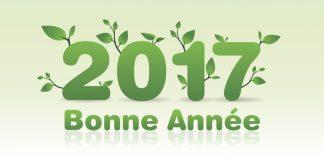 bonne annee 2017 avec Reponses Bio