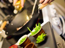 cuisine chinoise au wok