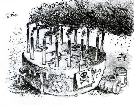 Bayer industrie chimique dangereuse