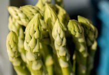 Recettes végétariennes aux légumes tiges