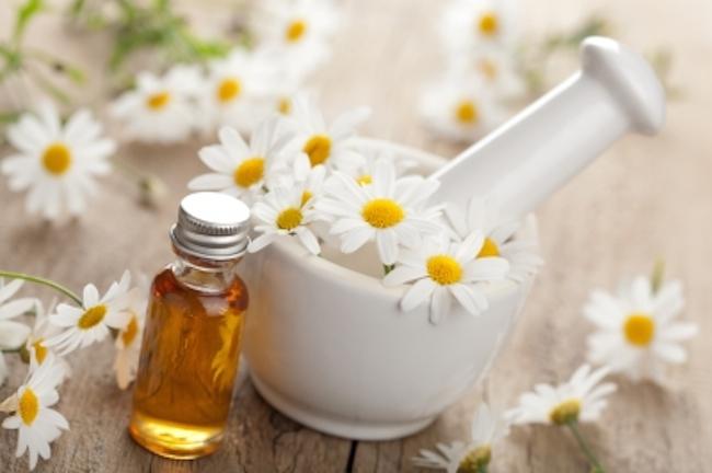 recettes de beauté et de santé à la camomille