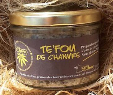 tofu de chanvre bio français