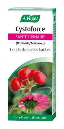 Cystoforce plantes anti cystite