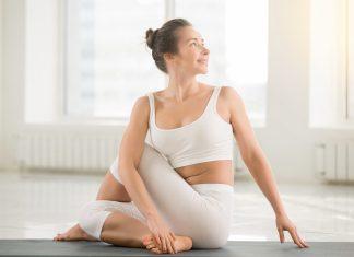 postures de yoga de santé
