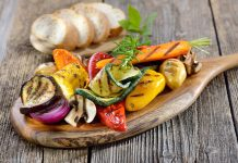 Recettes diététiques sans graisse