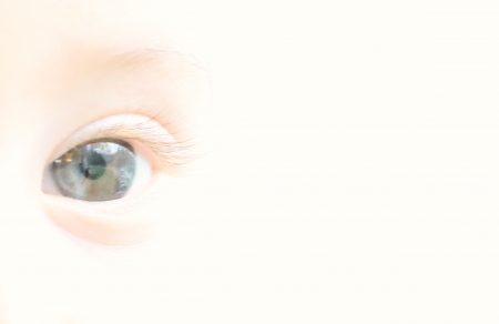 Amadeo oeil nouveau né