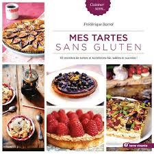 livre recettes tartes sans gluten