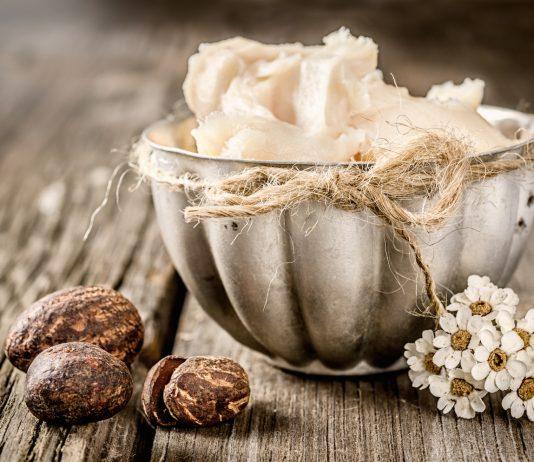 vrai beurre de karité soin naturel de beauté