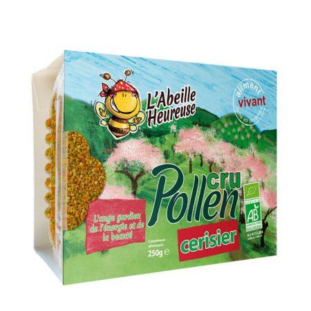 pollen cru bio cerisier
