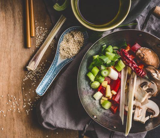 cuisine et diététique chinoises