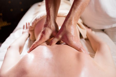 friction massage californien