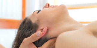 massage californien du cou