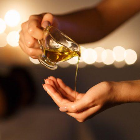coffret cadeau envoutement indien huile mahanarayan encens
