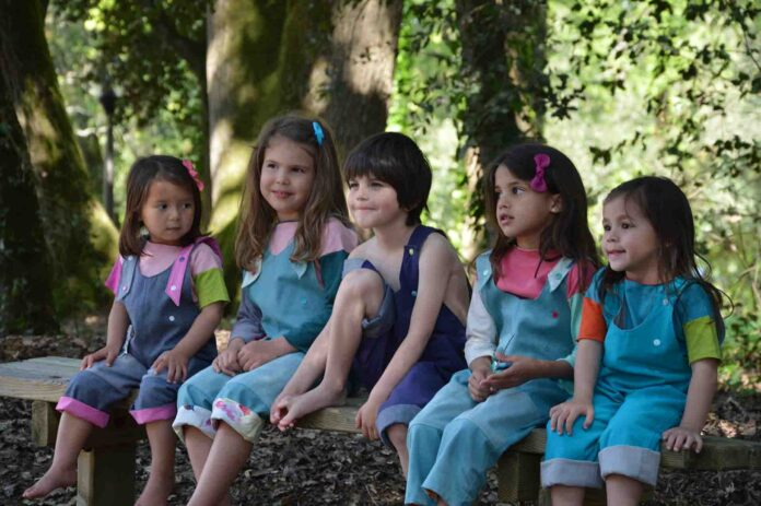 little woude vêtements évolutifs enfants
