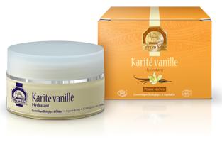 beurre karité vanille